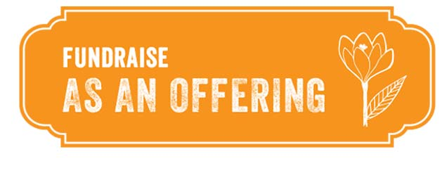 Fundraise as an offering
