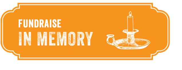 Fundraise in memory