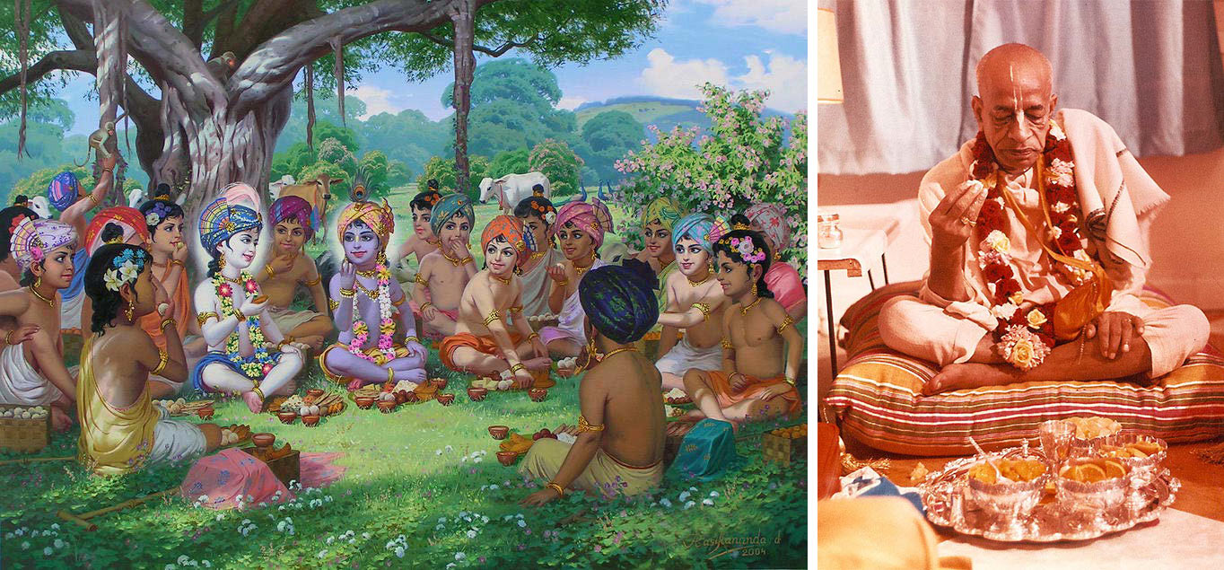About ISKCON